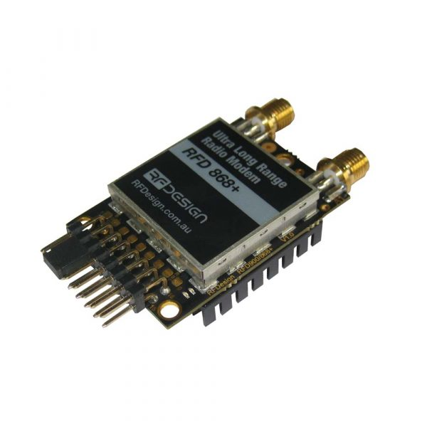 تلمتری و دیتالینک +RFD 868