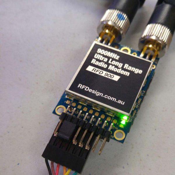 تلمتری و دیتالینک RFD 900X
