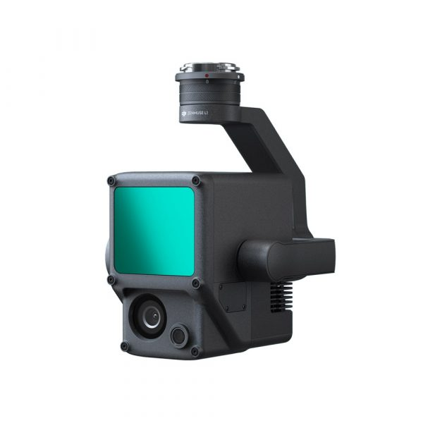 دوربین لیدار Zenmuse L1